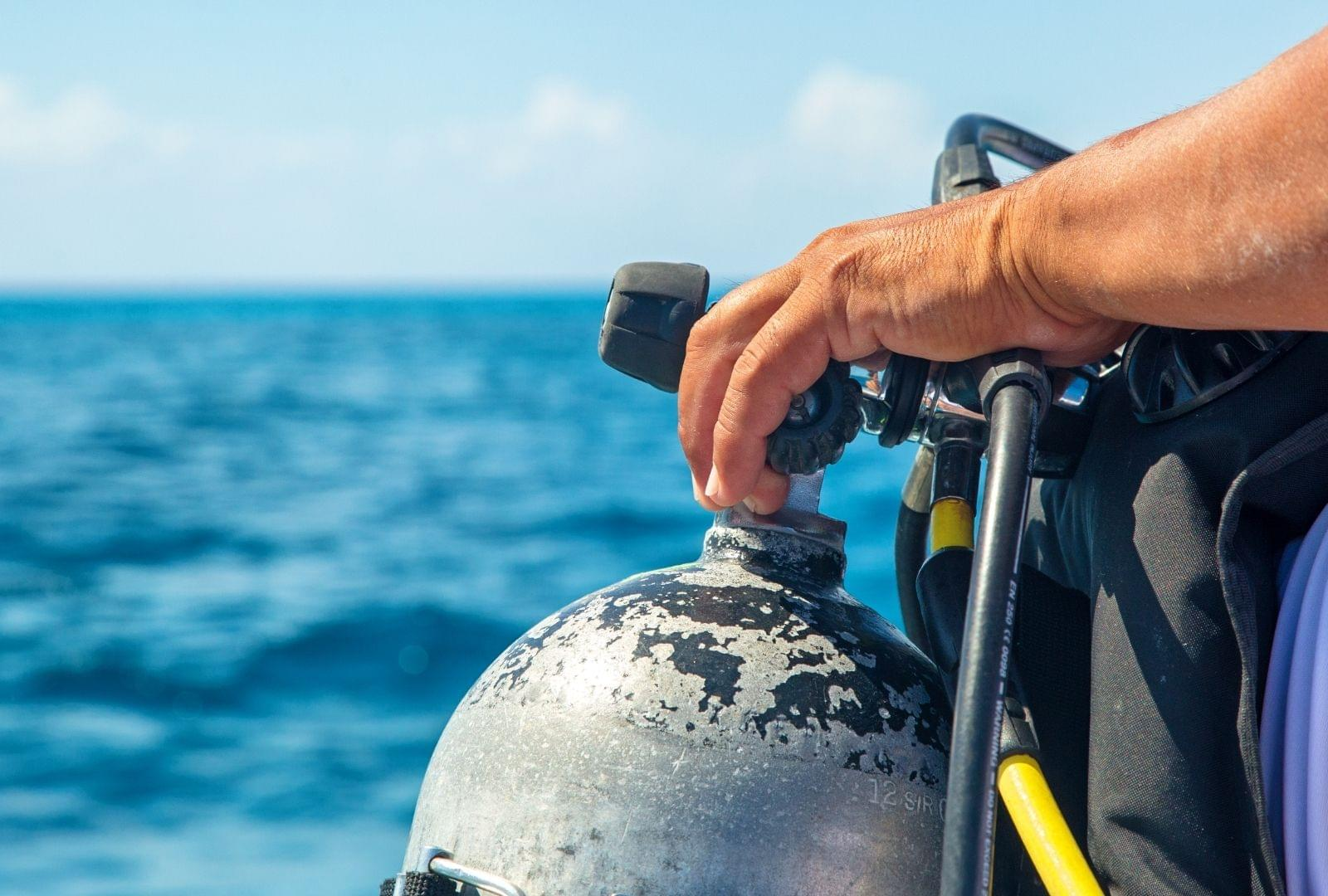 How much does scuba diving cost?