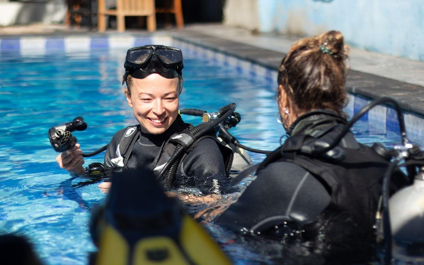 Complete guide to become a Scuba Diving Instructor