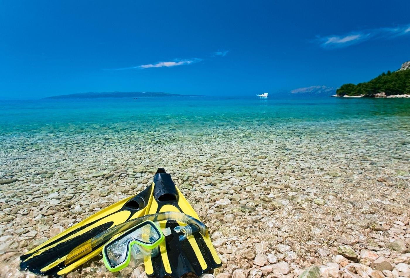 Ultimate guide to snorkeling in Croatia
