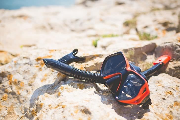 What is a dry snorkel and how does it work?